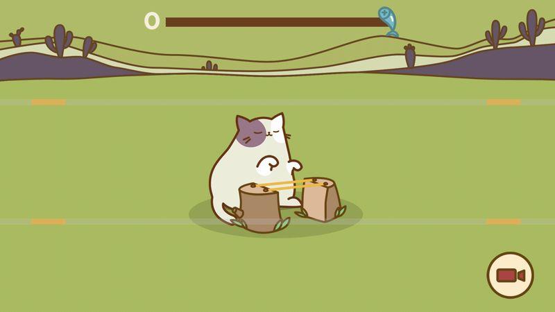Tappy Cat   ネコの音楽アーケード