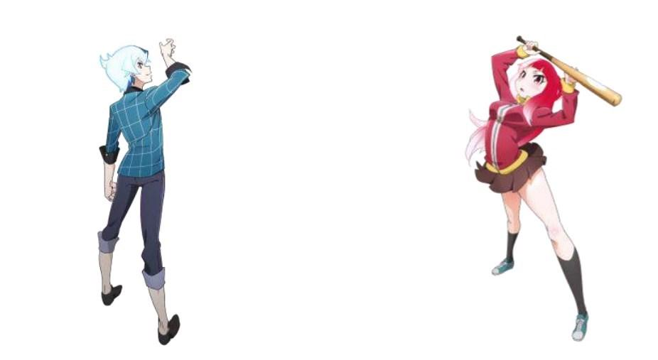 『【18】 キミト ツナガル パズル』が『AKIBA'S TRIP  THE ANIMATION 』とコラボを開催!