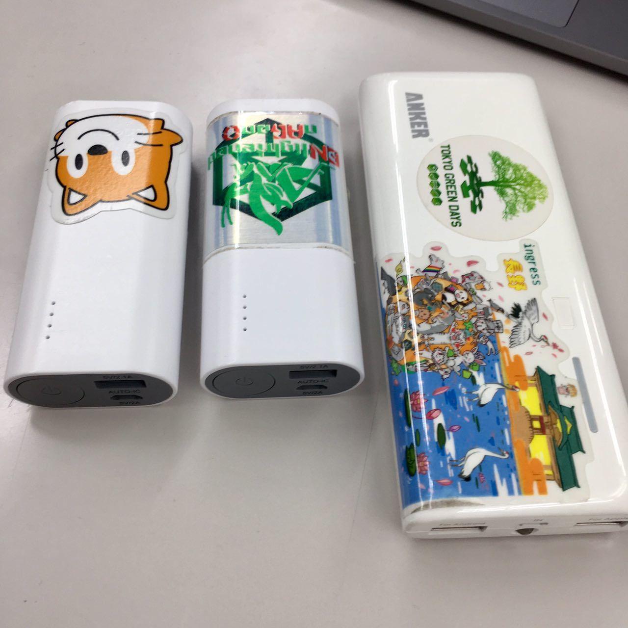 【Ingressアハ体験】第40回: みんなのモバイルバッテリーとケーブル事情を聞いてみた!