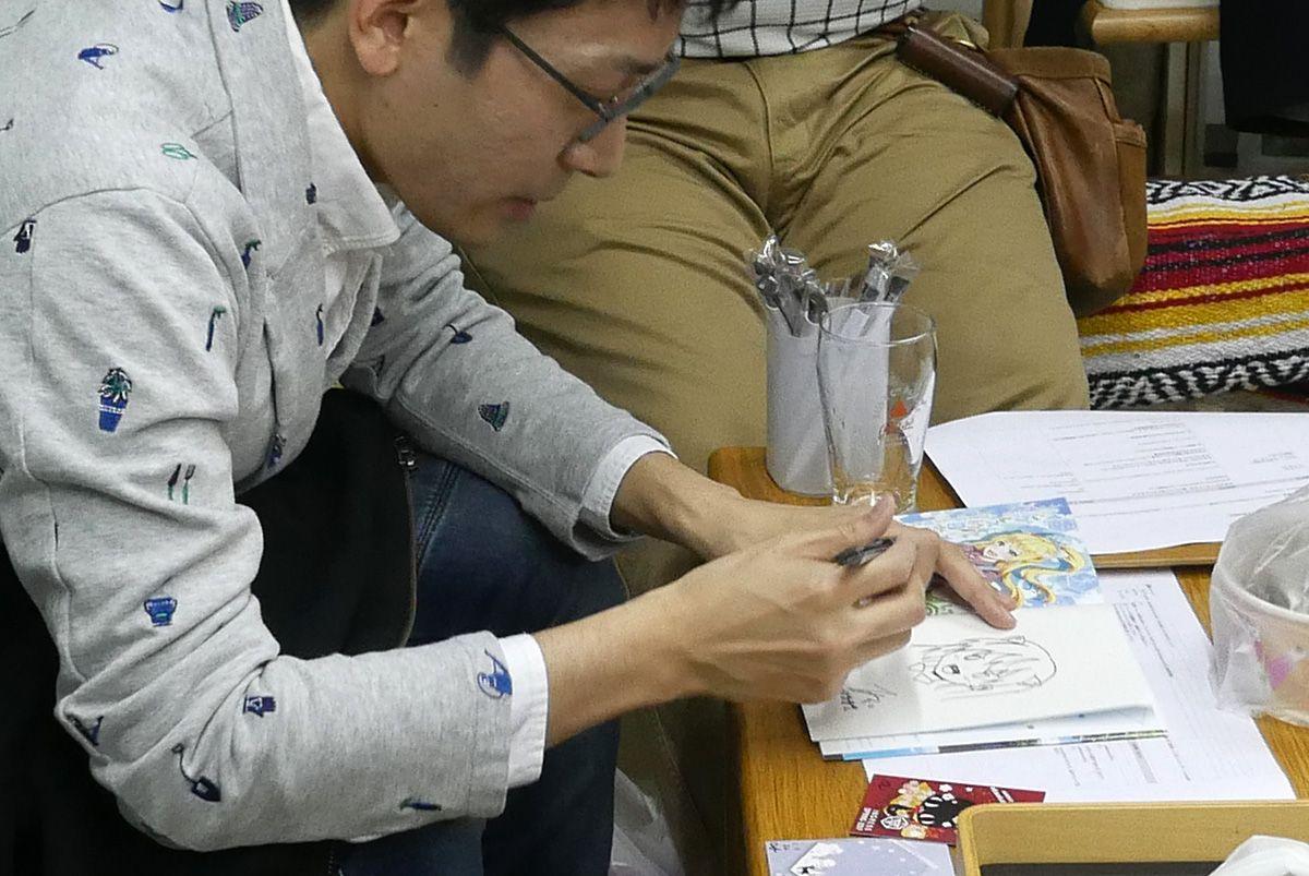 【Ingressアハ体験】第41回: ニコ生「INGRESS AGENT CHANNEL in NAKANO」の放送現場に行ってみたら、最後にちょっと出ちゃった件