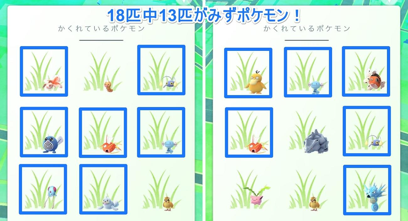 ポケモンGO【攻略】: ラプラスと色違いコイキングが目玉!品川駅周辺&目黒川でみずポケモン祭りを調査