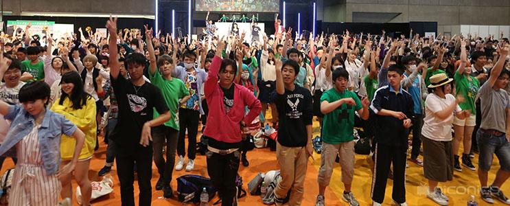 「ニコニコ超会議 2017」の「超踊ってみた supported by JAL」追加情報が発表!今年は去年の2倍規模で開催