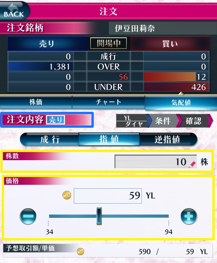 AiKaBu 公式アイドル株式市場(アイカブ)