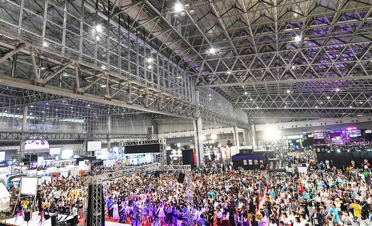 2日間で会場来場者は154,601人を記録!ネット総来場者数は5,059,967人に