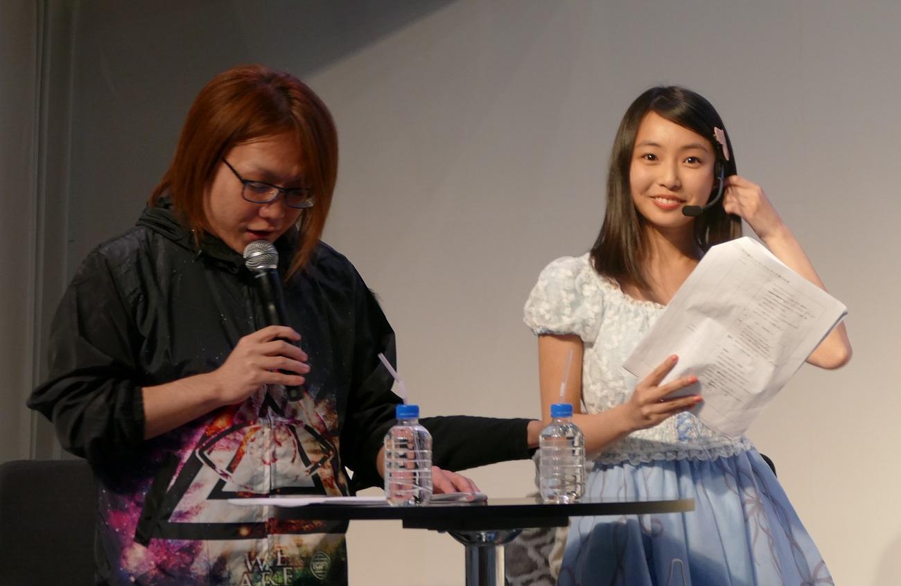 さいとうあみvsマミルトン!日笠陽子さんら豪華声優陣も出演したナイツクロニクル超SPステージ