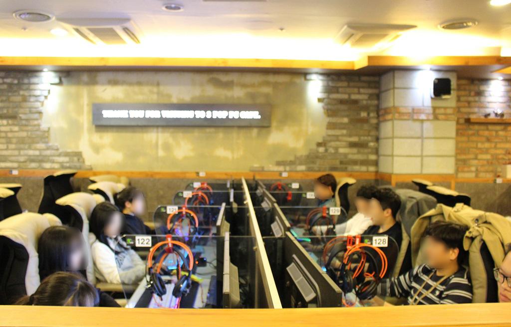 韓国のネットカフェPCバンはゲーセンとネカフェの融合施設?!【NDC17】