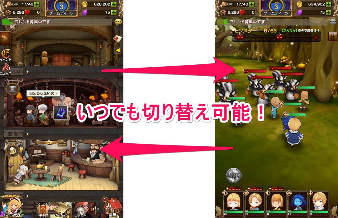 秘密の宿屋【ゲームレビュー】