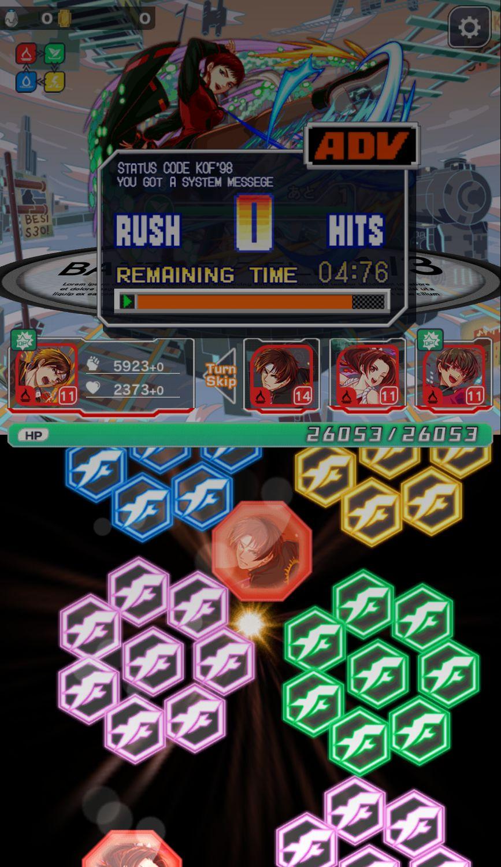 クラッシュフィーバー×THE KING OF FIGHTERS '98コラボは超特大ボリュームで展開!
