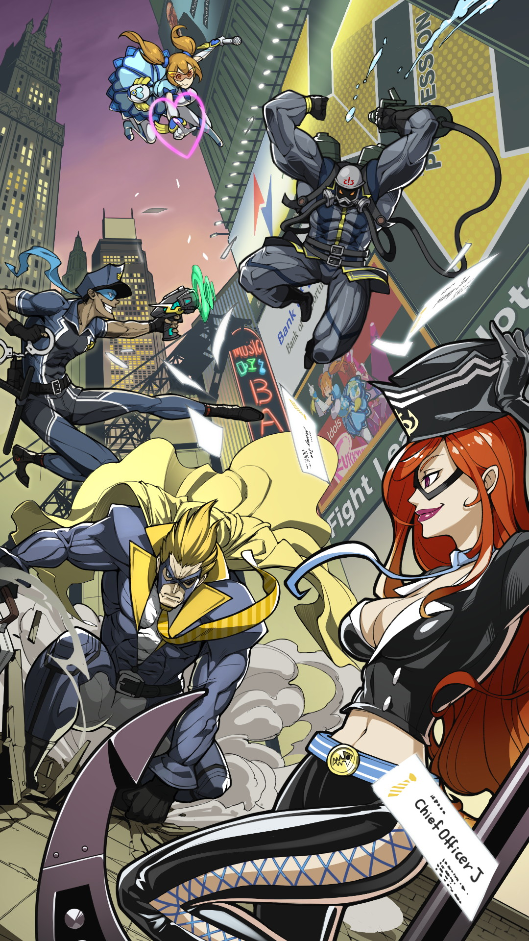 XFLAGの新作『ファイトリーグ』が本日リリース! タッグを組んで戦うバトルエンターテインメント