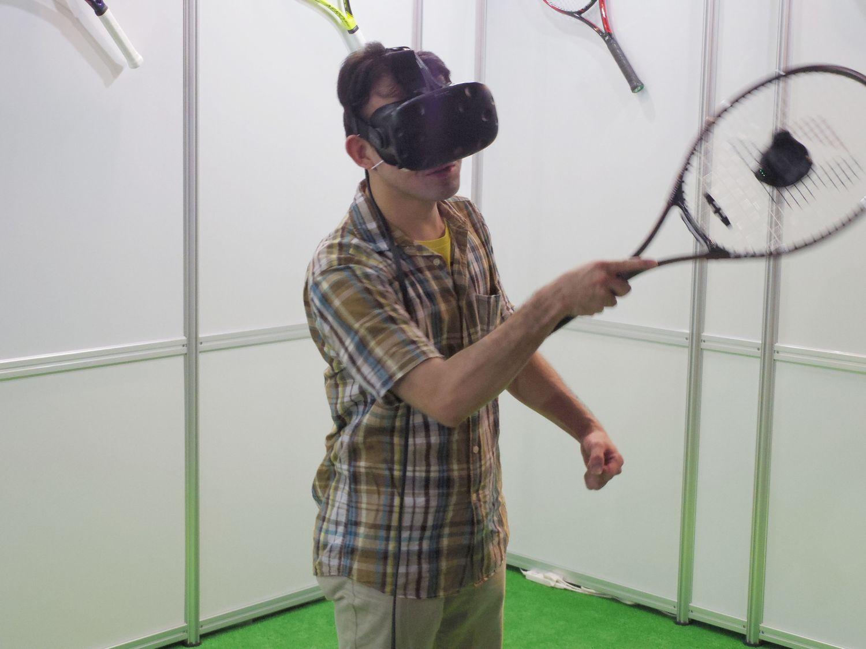 先端コンテンツ テクノロジー展には最新の体感型VRが集結!【コンテンツ東京2017】