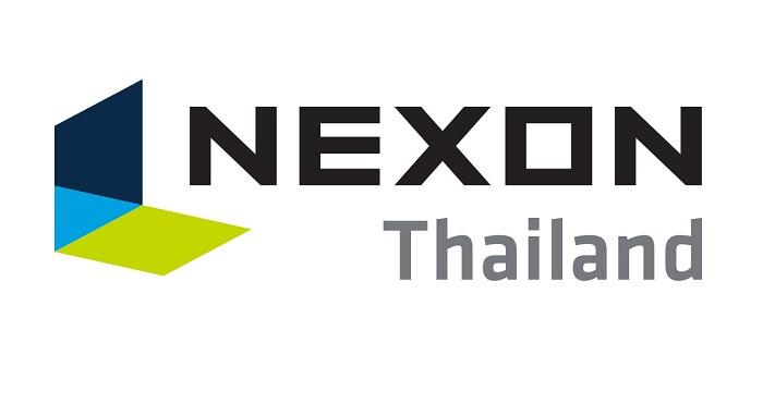 Nexon Thailand Logo - コピー