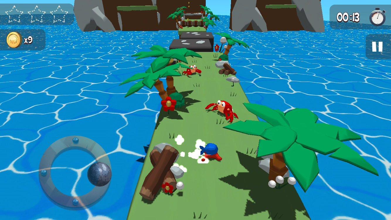 Kraken Land : 3D プラットフォーム アドベンチャー