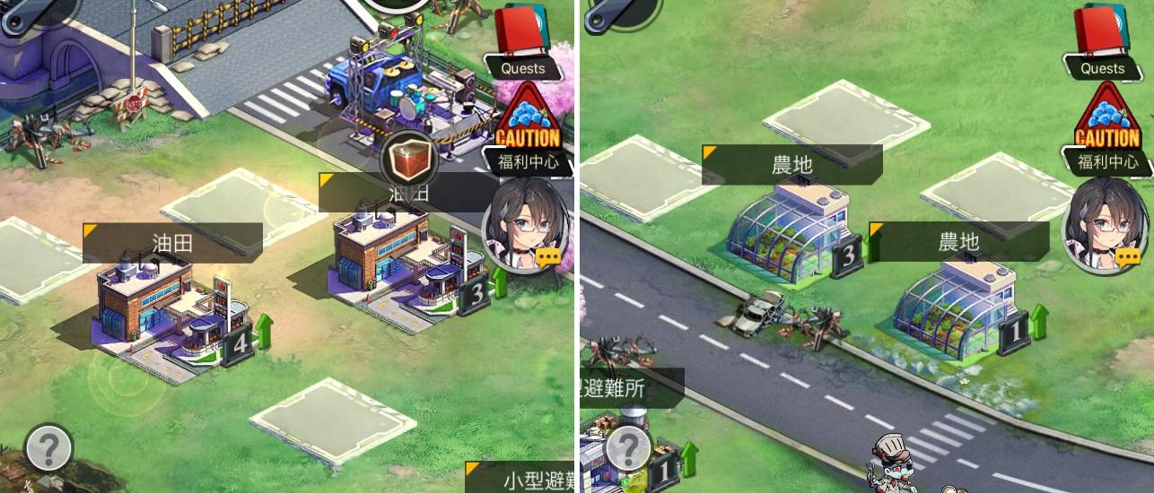 Zgirls【ゲームプレビュー】