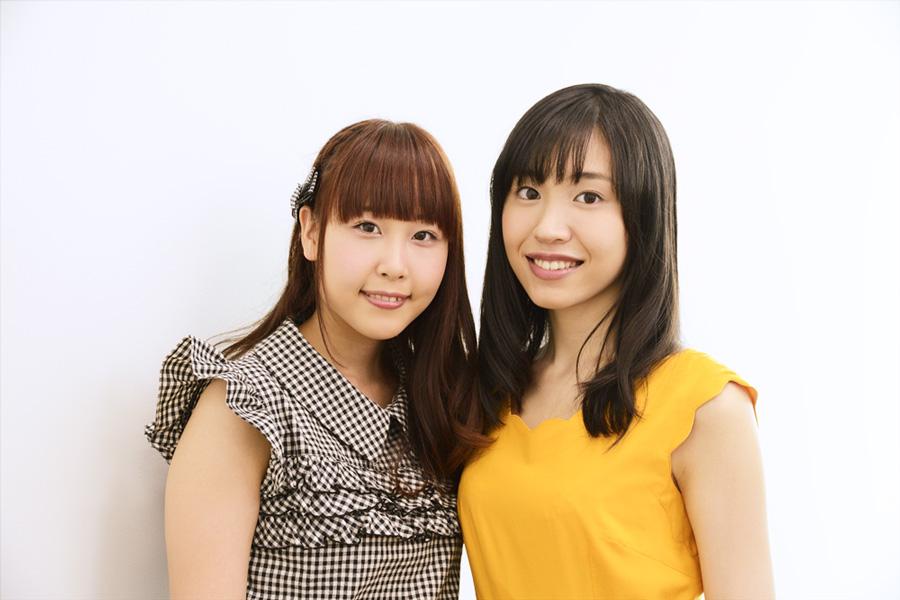 レジェンヌ』の楽しさを2人の声優がアピール! 木村千咲さんと小嶋紗里 ...