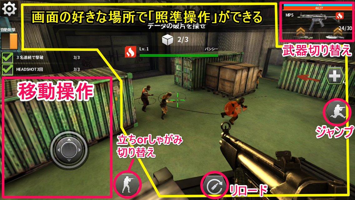 GUNFIRE(ガンファイア)