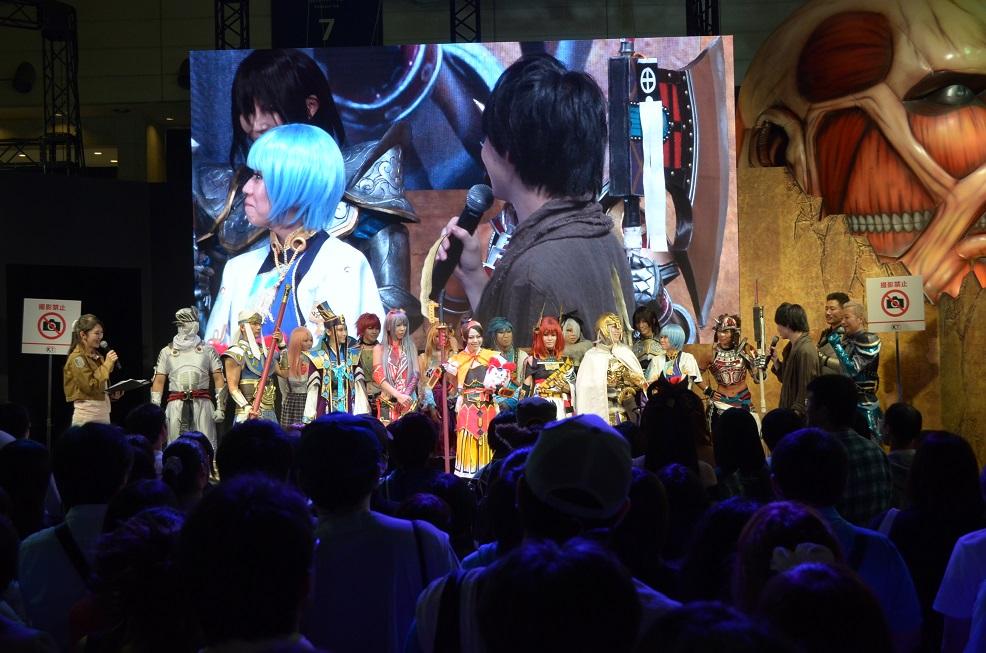 「東京ゲームショウ2017」でコーエーテクモのコスプレコンテストが開催決定!