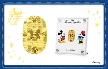 『ディズニー ツムツム』でディズニー純金製小判が当たるクイズキャンペーンが開催!