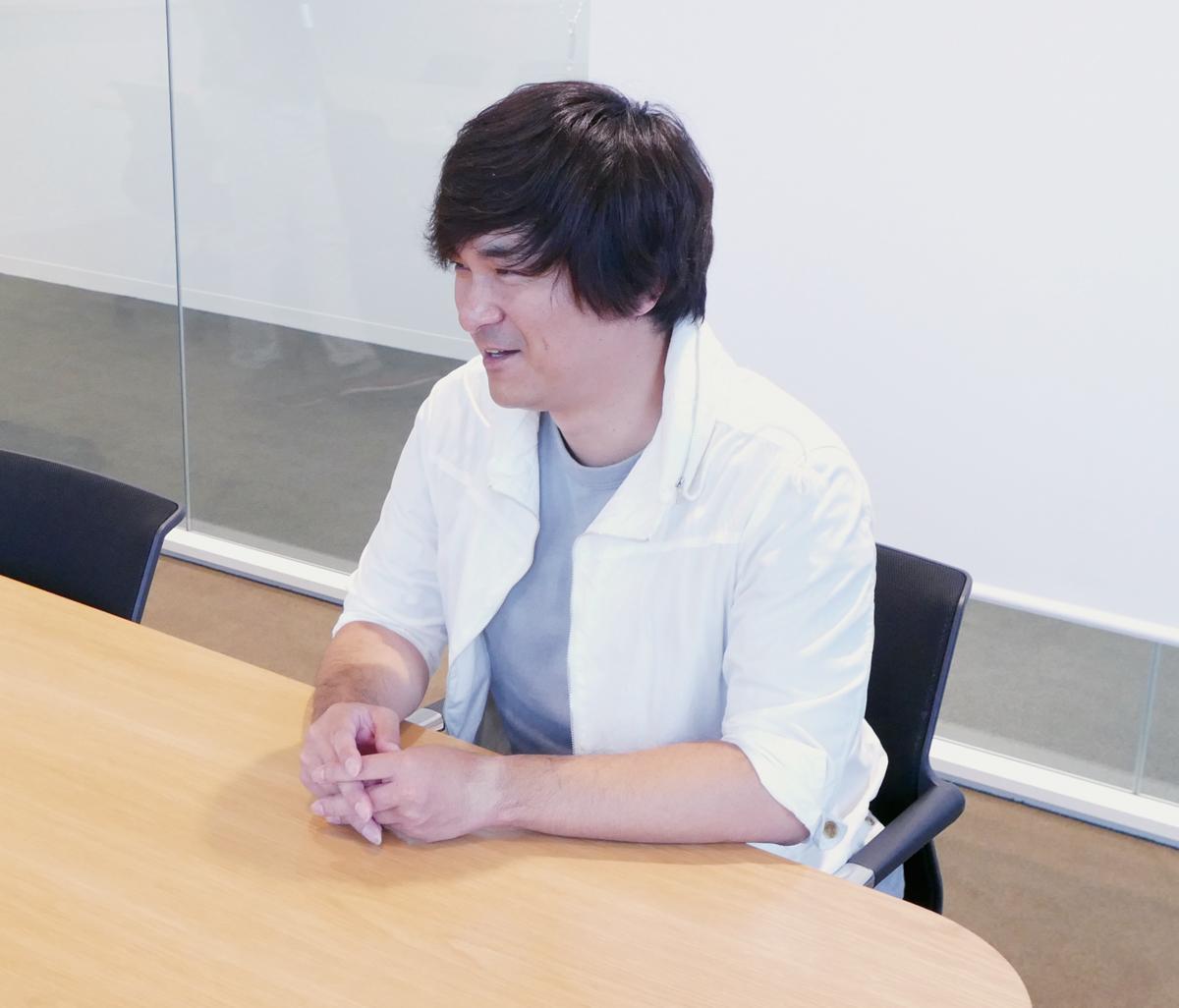 秋赤音×林Pが教える『#コンパス 』ルチアーノ誕生秘話