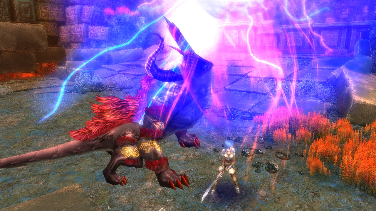 MMORPG『アルマテジア』のβテストがiOSとAndroidで開始!