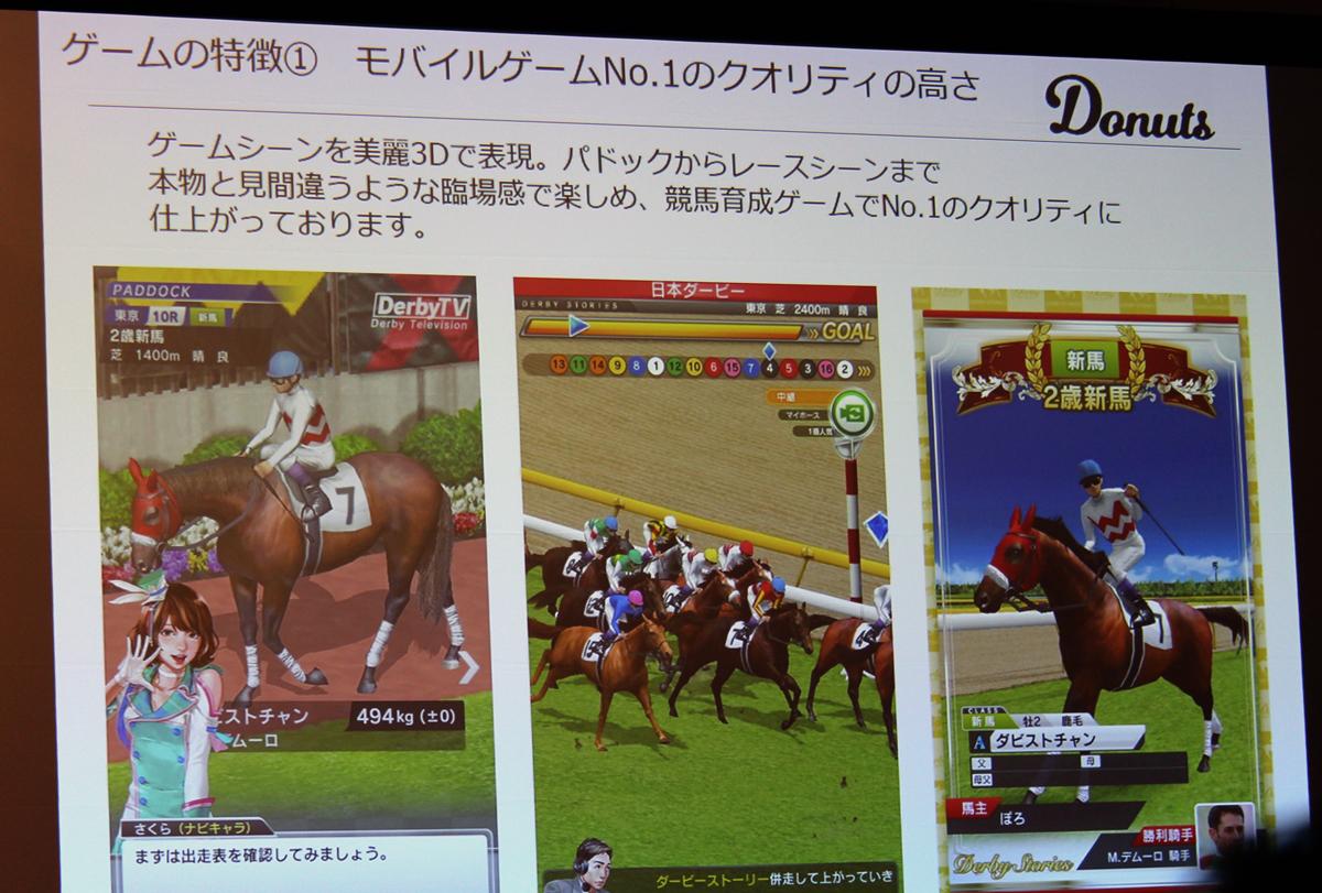 武豊騎手と大島麻衣さんがレース対決!『ダービーストーリーズ』発表会レポート