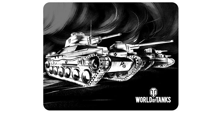 『World of Tanks』TGS2017オリジナルマウスパッド