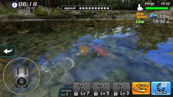 ゲーム アプリ 釣り