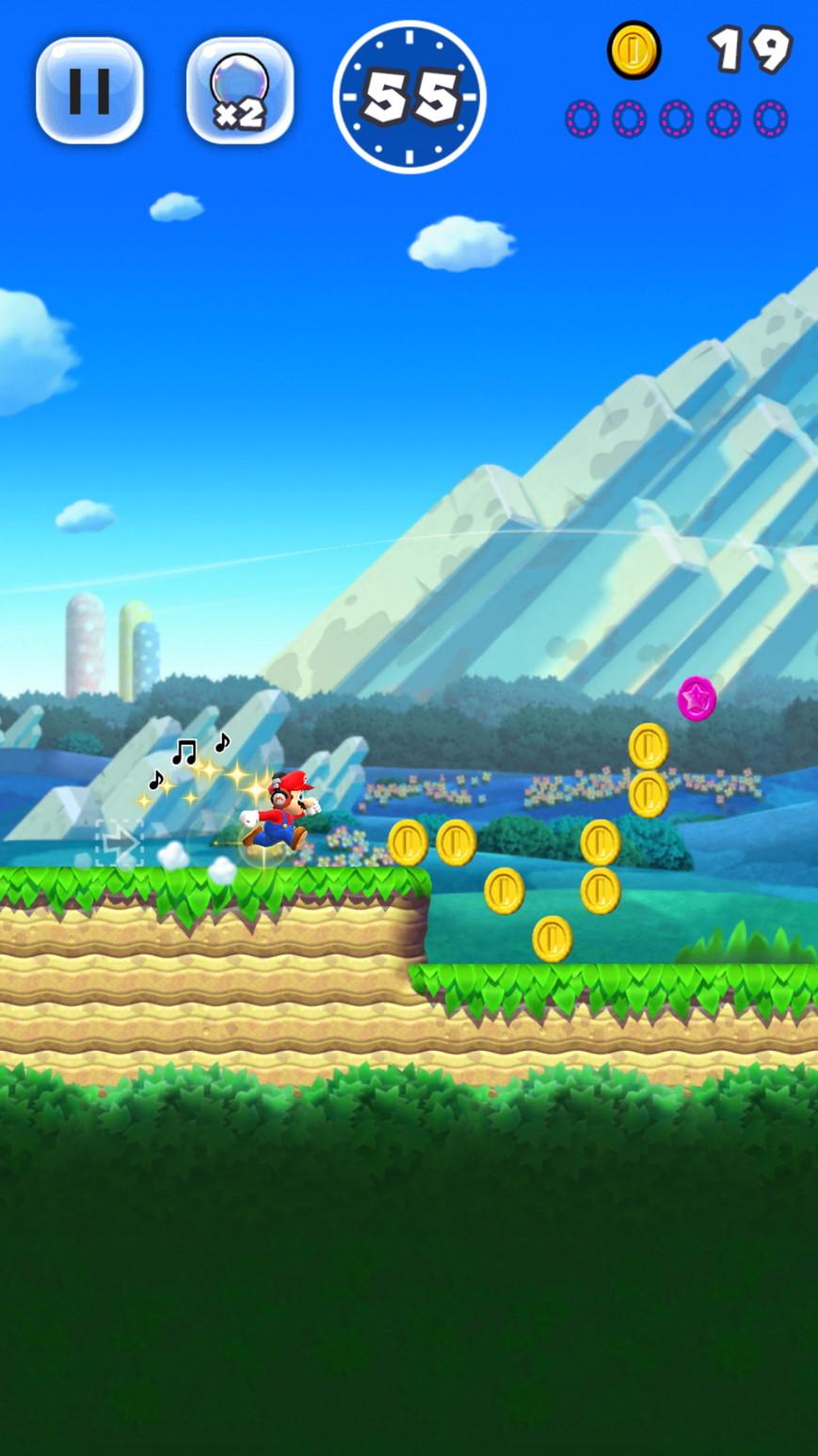 『スーパーマリオ ラン』が大型アップデート!新モード「リミックス10」などを実装