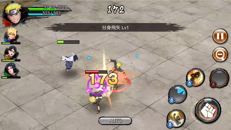NARUTO X BORUTO 忍者BORUTAGE