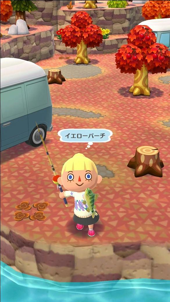 どうぶつの森 ポケットキャンプ【ゲームレビュー】