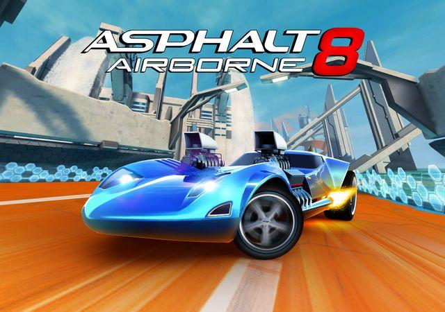 『アスファルト8:Airborne』がiPhone X向けに最適化アップデート!