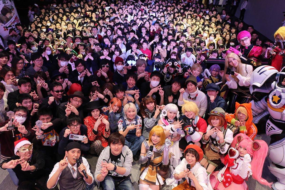#コンパス【レポート】: 祝1周年!#コンパスフェス 1st ANNIVERSARYレポート!
