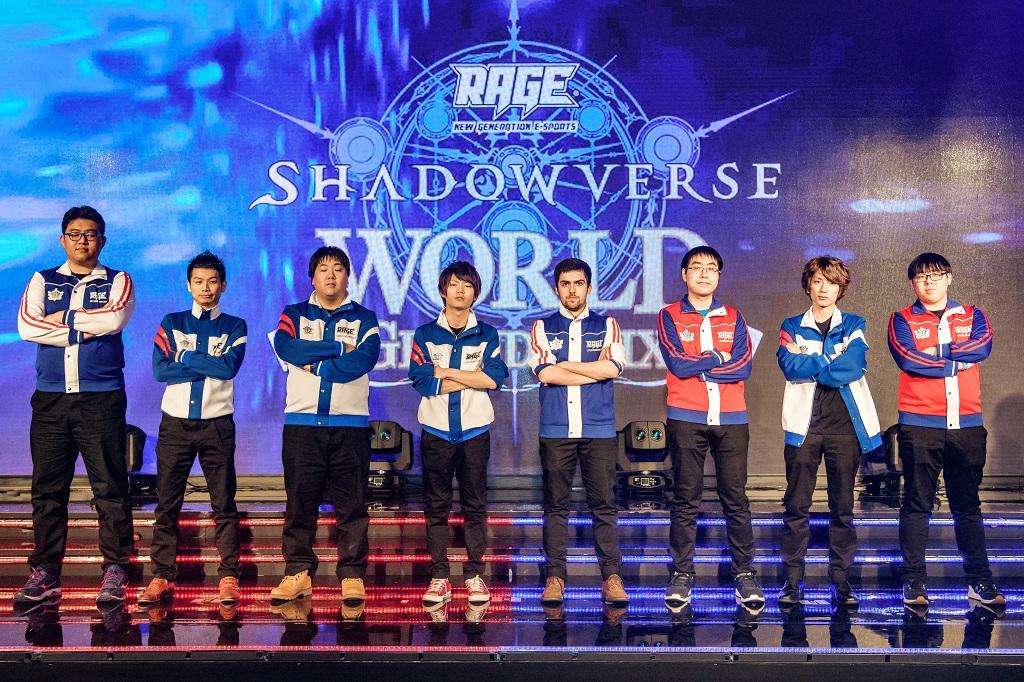 2018年は優勝賞金1億円超えで開催!RAGE初の世界大会レポ
