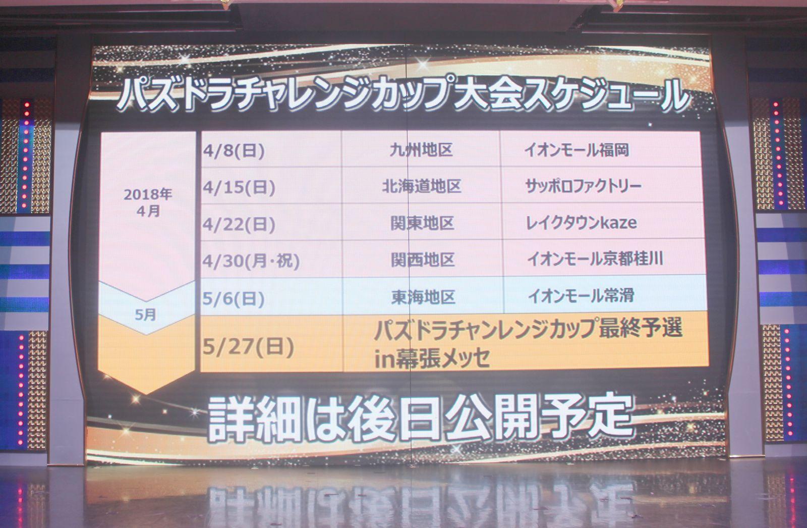 マンガにアニメにプロ認定大会と2018年は『パズドラ』シリーズが新展開!