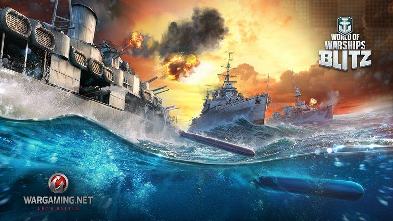 『World of Warships』がスマホ向けに登場!1月18日(木)より正式サービス開始