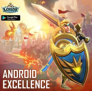 ロードモバイル【ニュース】: 『ロードモバイル』が「Android Excellence」に選出!