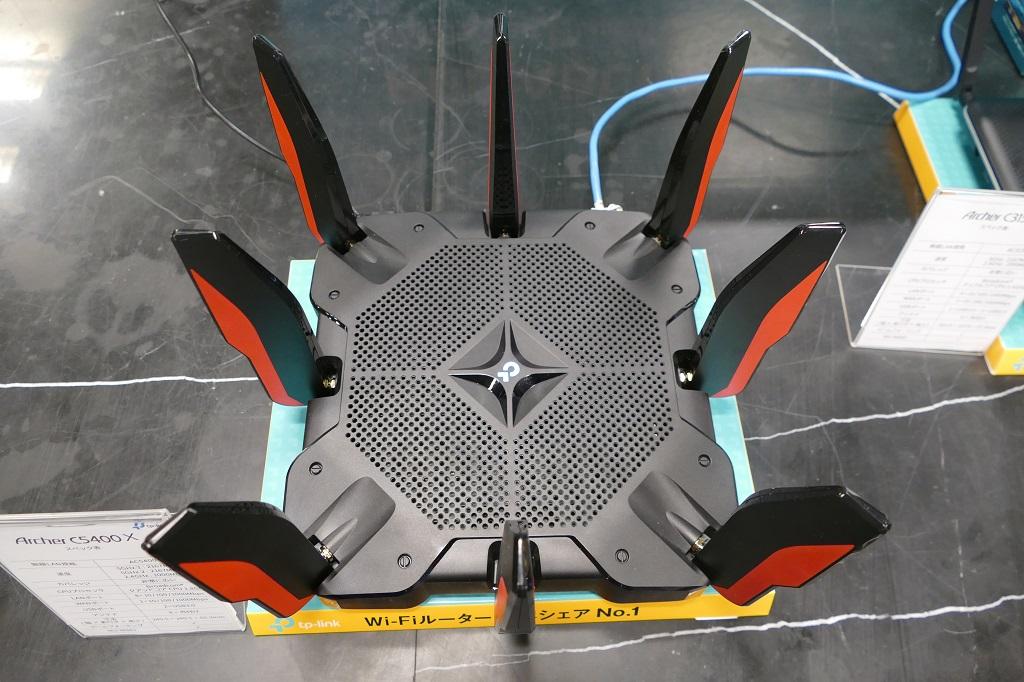 DetonatioN Gaming所属選手も満足の無線LANルーター「Archer C5400X」発表会レポ