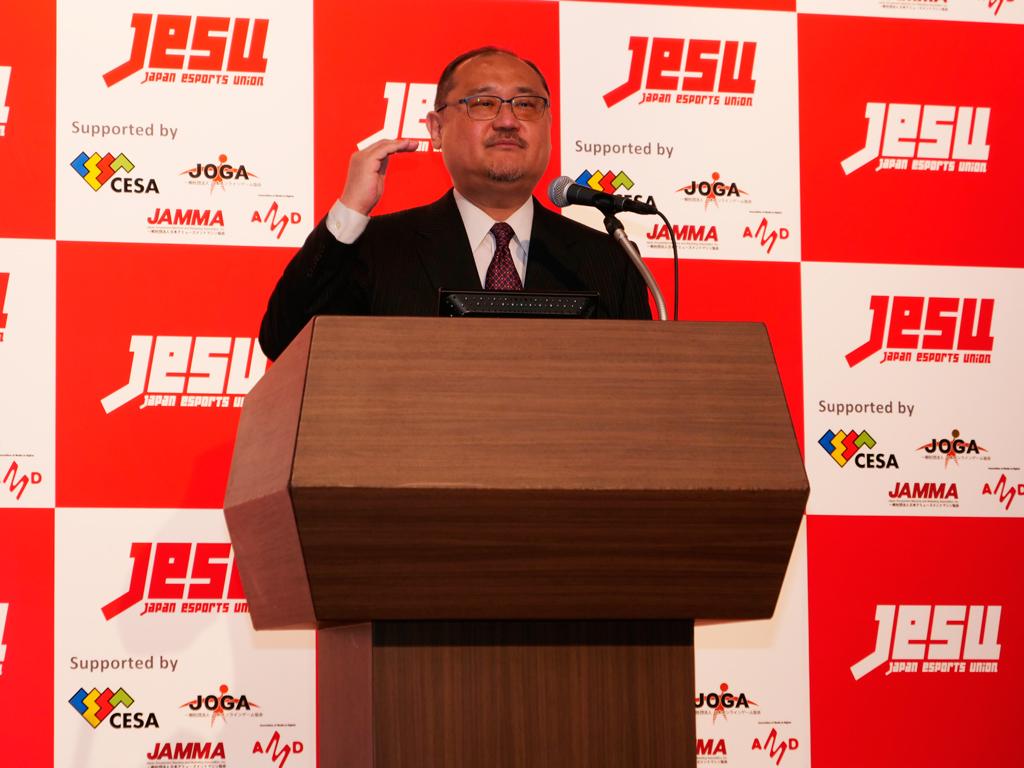 e Sports新団体「JeSU」が始動、プロライセンスの詳細や今後の展開が明らかに