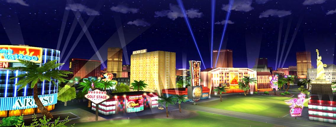 『みんゴル』に新コース「ジャックポットガーデン」が追加!新スキル「賭博師の魂」付きアイテムも登場