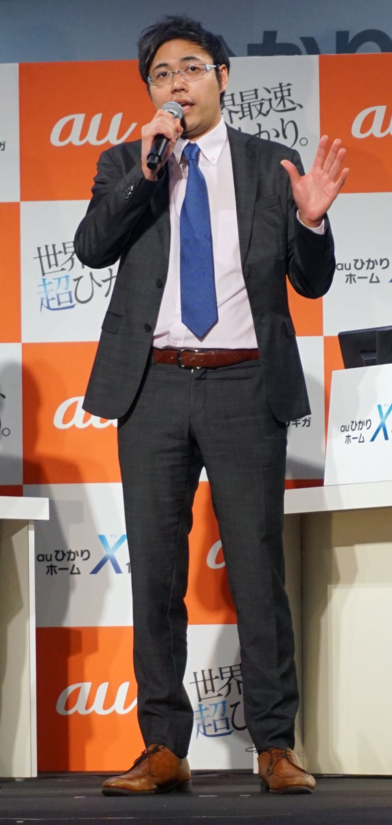 【闘会議2018】アッキーナVS板橋ザンギエフ!「auひかりホームX 10ギガ」PRステージ