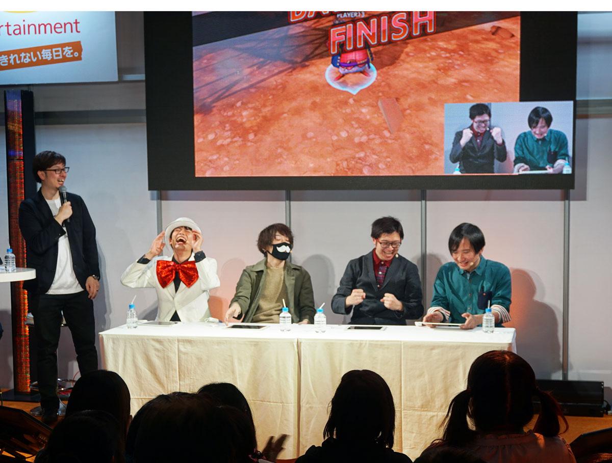 【闘会議2018】アルビダがまさかの大活躍!『ONE PIECE バウンティラッシュ』実況者先行プレイステージ