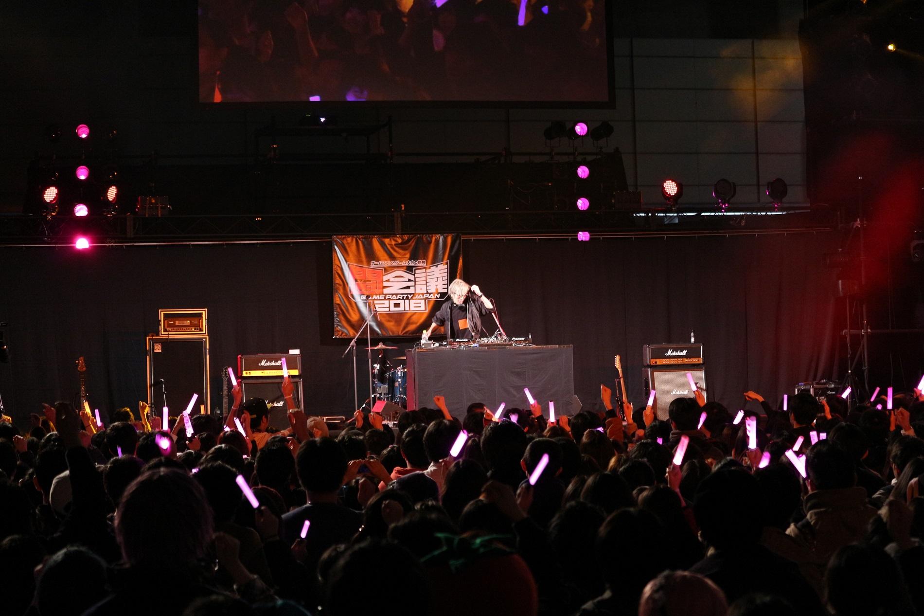 #コンパス【闘会議2018】: 八王子Pが手掛けた新ヒーロー曲も初お披露目!『#コンパス』ライブステージレポ