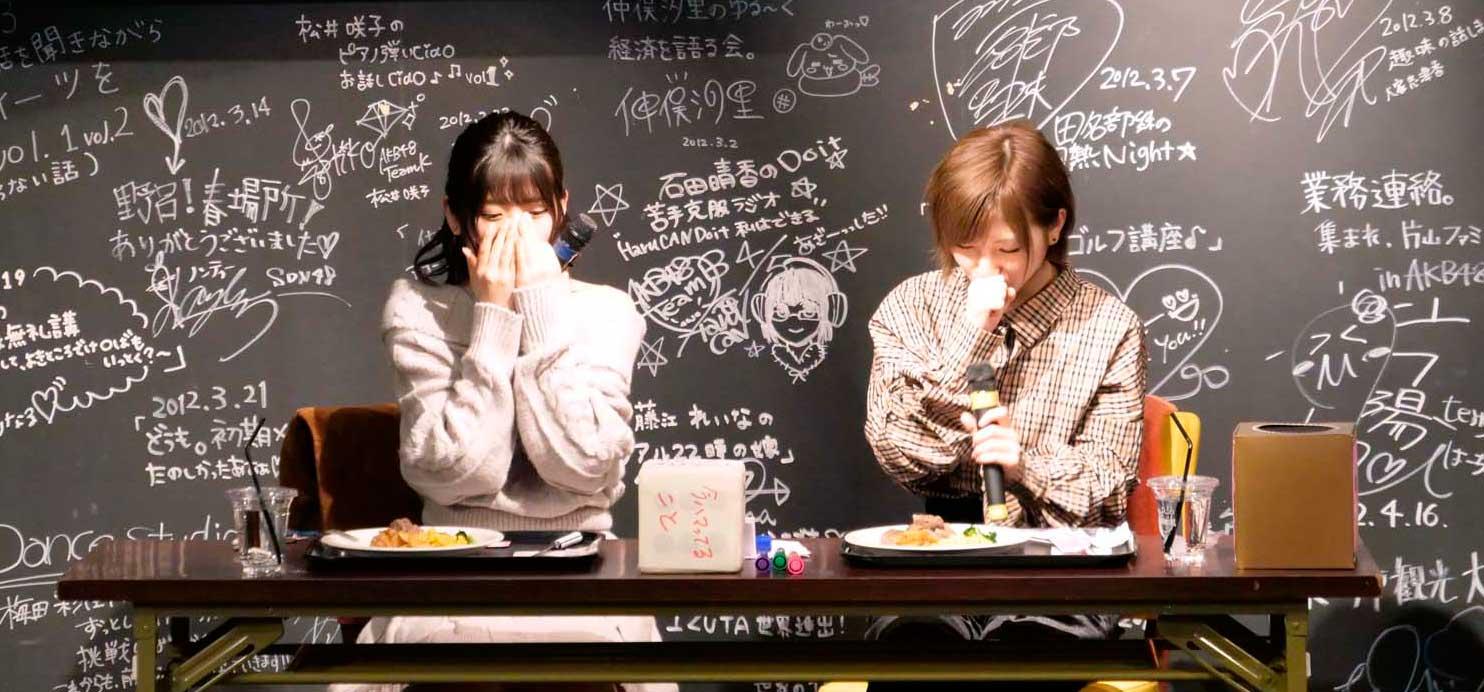 AKB48岡田奈々・村山彩希とサイコロステーキを!ダイスキイベントレポート
