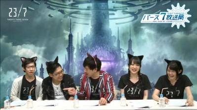 『23/7 トゥエンティ スリー セブン』の公式生放送でキャラクターボイスオーディションの合格者が発表!