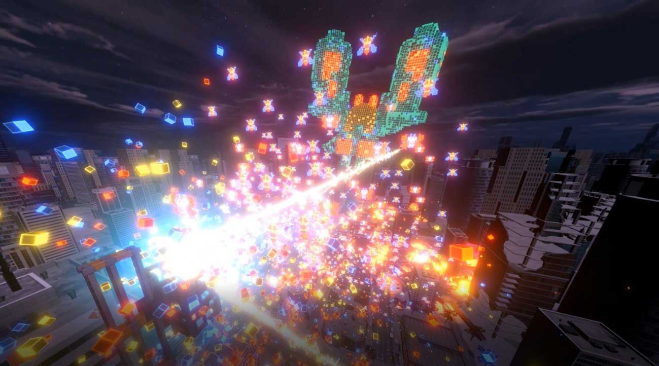 [黒川文雄のゲーム非武装地帯] 第56回: 『大量破壊VRシューティング ギャラガフィーバー』勝手に宣伝大使就任?