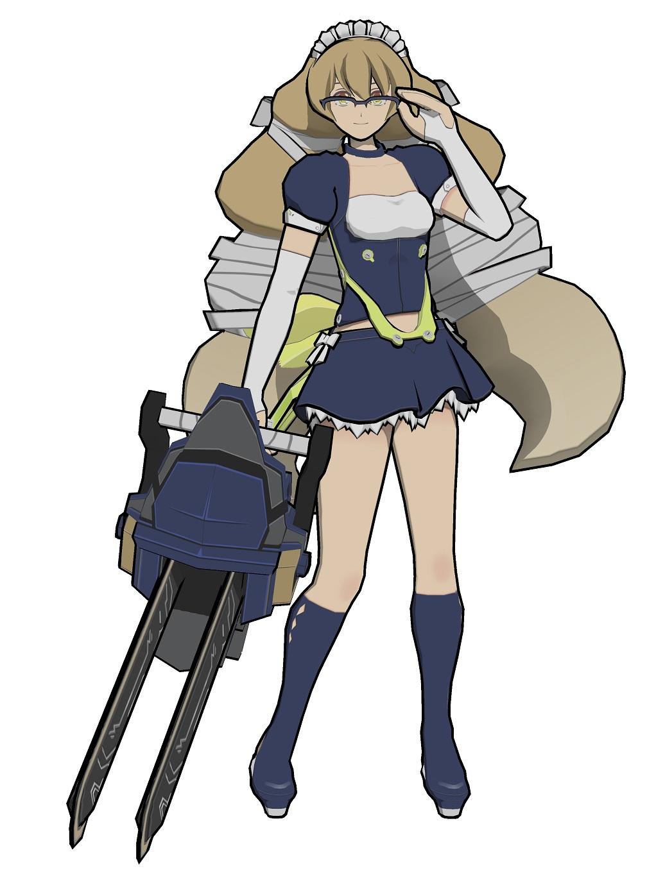 #コンパス【ニュース】: TVアニメ『BEATLESS ビートレス』とコラボイベント開始!
