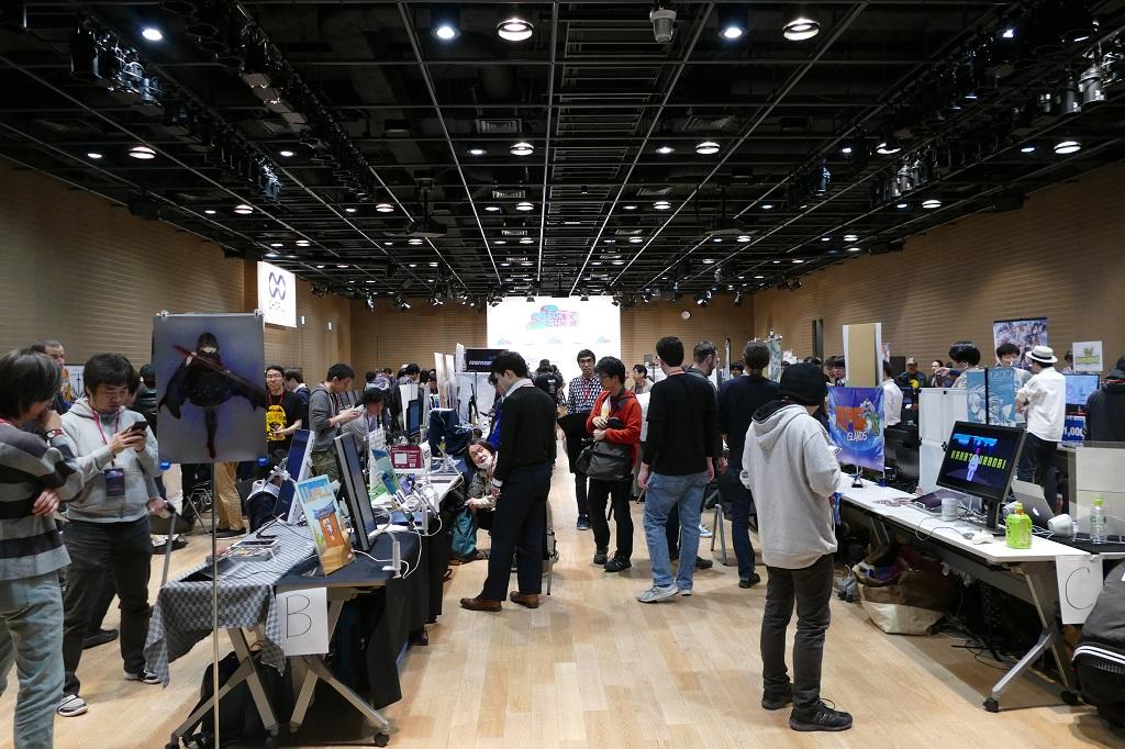 インディーゲームイベント「TOKYO SANDBOX 2018」開幕!