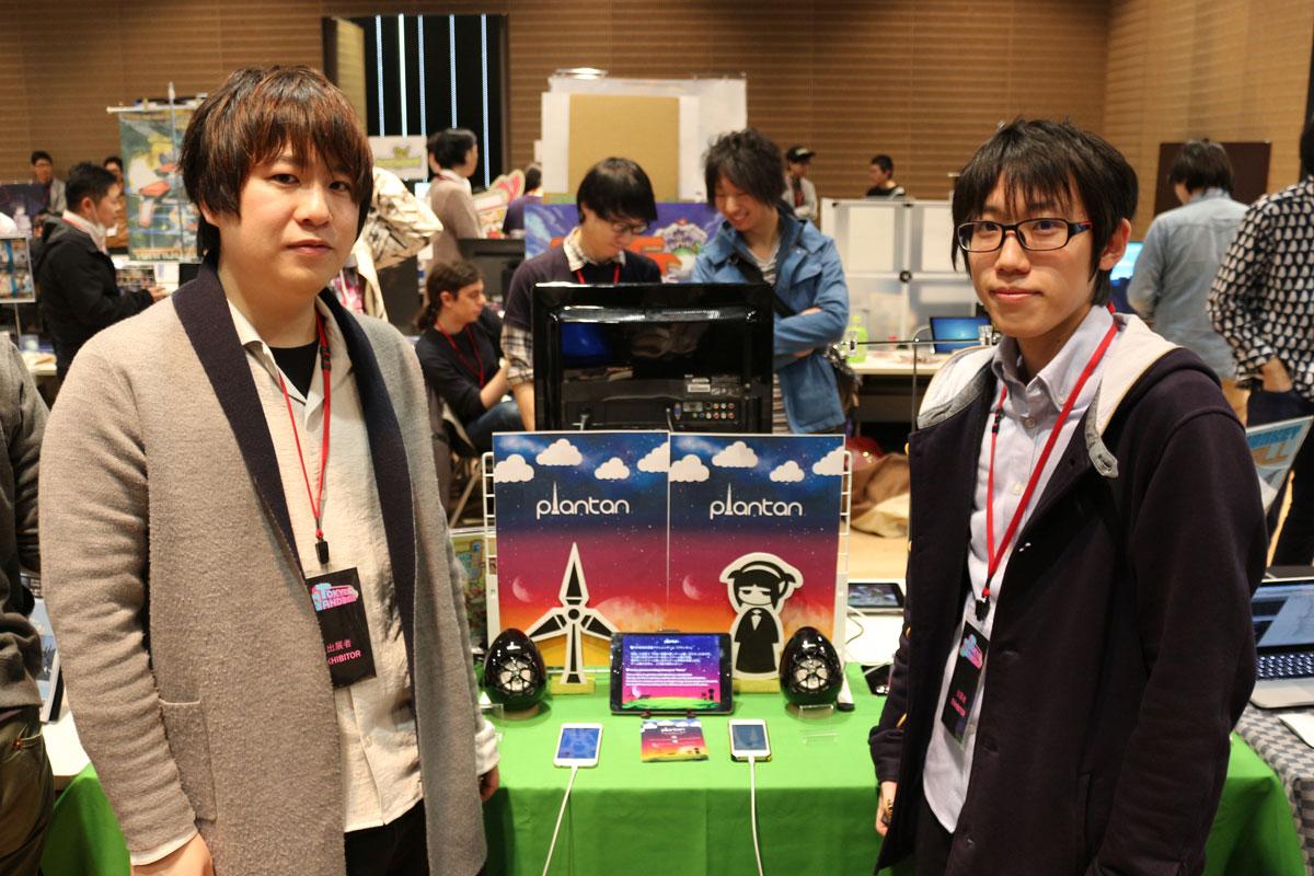 工学博士が開発する科学教育系放置ゲーム『plantan』【TOKYO SANDBOX 2018】