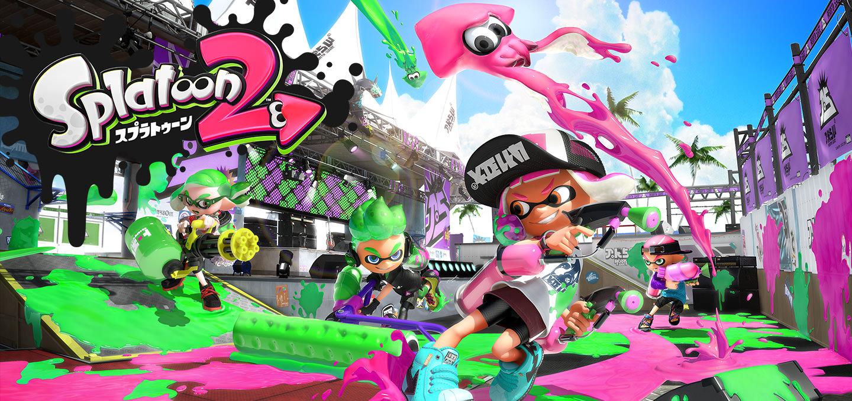 ニコニコ超会議2018の「超ゲームエリア」で『スプラトゥーン2』ステージが開催決定!