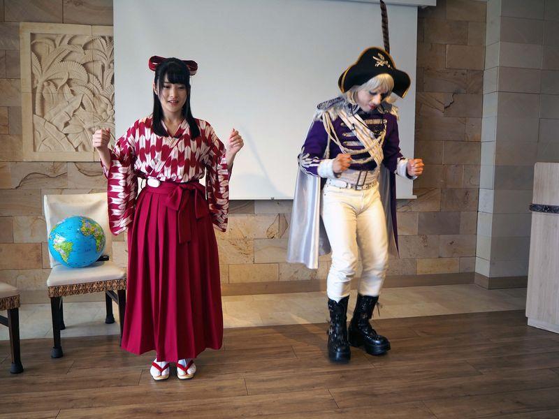 ゴー☆ジャスと仮面女子の神谷も参加!『八百万クエスト』のリアル謎解きイベントレポ
