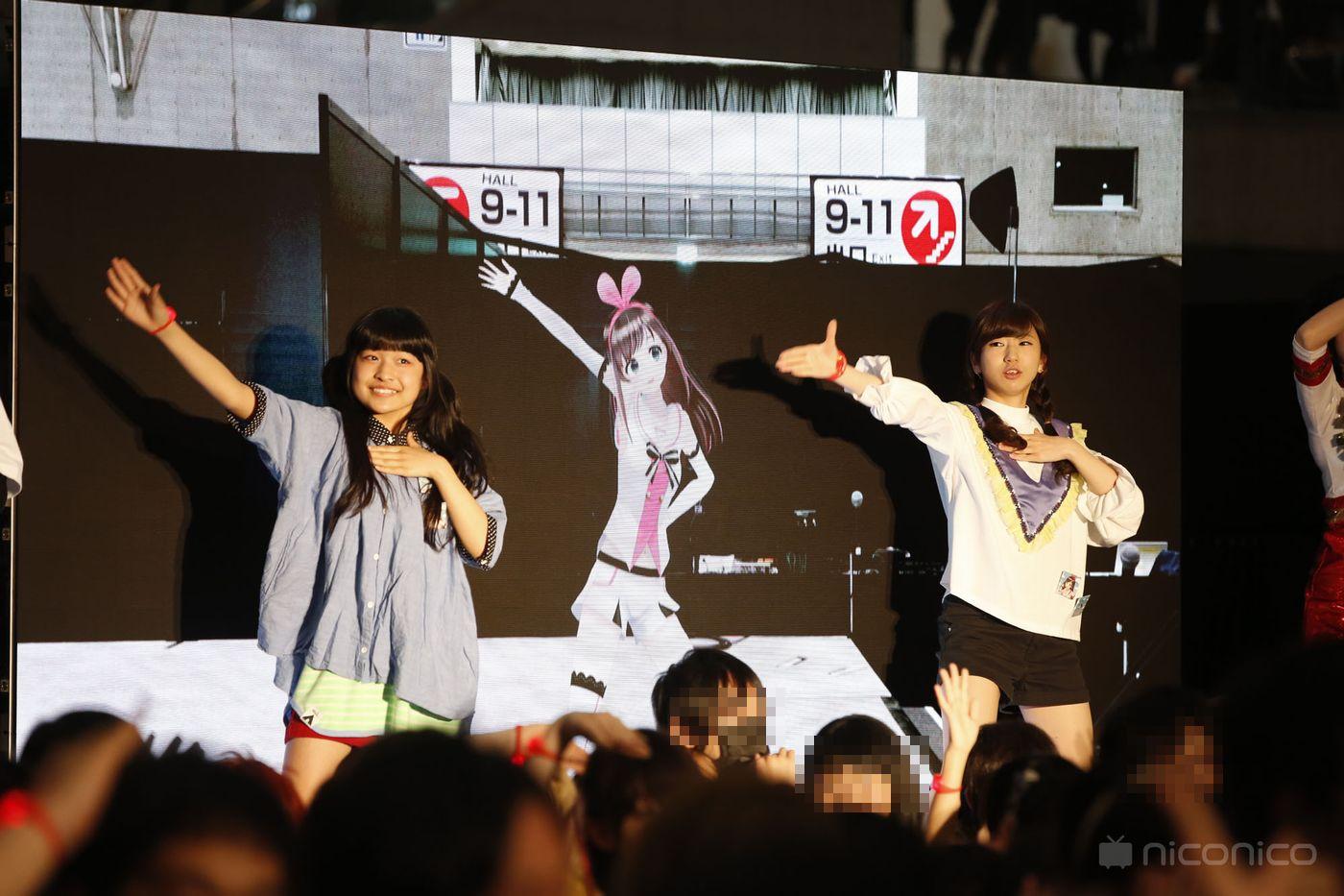 踊オフPart動画の裏側!みんなで踊るワールドワイドフェスティバル【ニコニコ超会議2018】